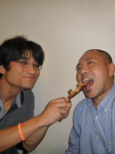 敏夫と名倉